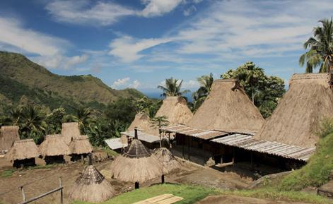 EXPLORE TRADITIONAL VILLAGES OF NGADA